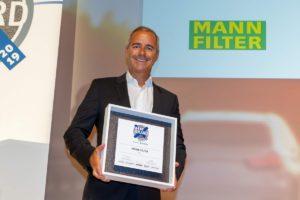Фильтры MANN-FILTER признаны лучшими