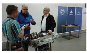 Технические тренинги от ZF Aftermarket