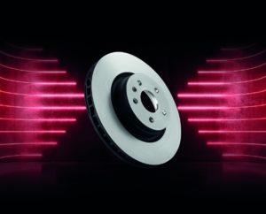 TRW поставляет тормозные диски для электромобиля Tesla Model S