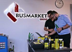 Технічний тренінг від бренду Textar в компанії BusMarket Group