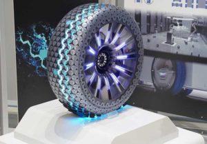 Hankook стала финалистом в категории «Автомобильные и транспортные средства»