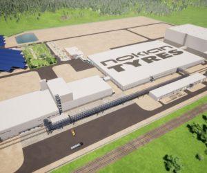 Nokian Tyres святкує відкриття заводу в США