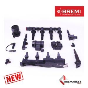 Bremi - новий бренд в асортименті BusMarket Group