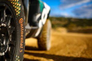 Continental та Spark Racing Technology розпочинають випробування Extreme E
