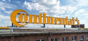 Continental нарастила продажи по итогам третьего квартала 2019