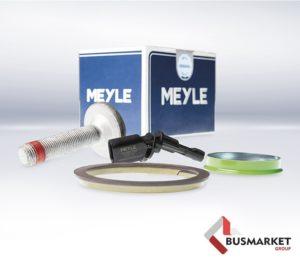 Рішення від MEYLE для проведення заміни датчика ABS та імпульсного кільця