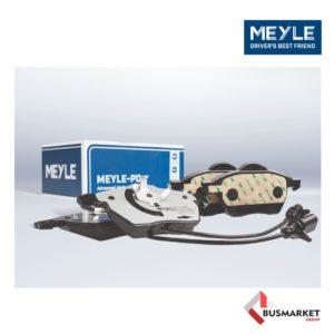 Безшумна робота гальмівної системи - від спеціаліста компанії MEYLE