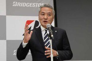 Новый генеральный директор Bridgestone