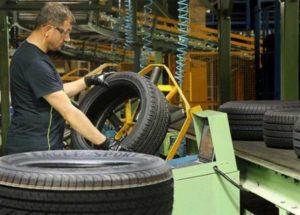Goodyear снизила объемы производства в Турции