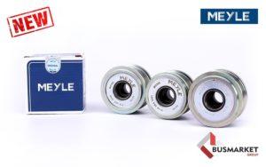 Асортимент товарів BusMarket Group оновлено шківами генератора Meyle-Original