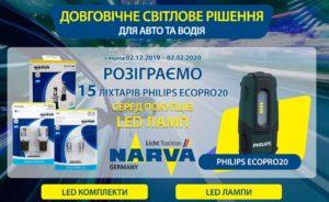 EXIST.UA: Довговічне світлове рішення для авто та водія