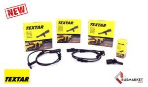 Нові ABS-датчики від Textar в асортименті BusMarket Group