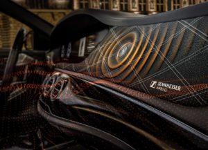 Компанії Continental і Sennheiser представили аудіосистему з 3D-зануренням без гучномовців