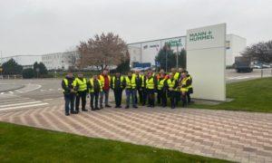 Команда ASG відвідала заводи WIX, MANN та NOVOL