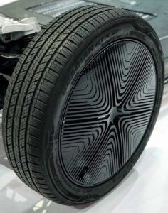 Nexen стала поставщиком шин для электрокаров Canoo