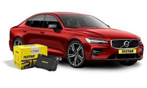 Новинка від Textar: гальмові накладки для BMW, Toyota та Volvo