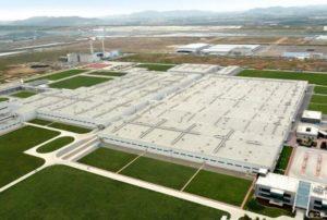 Компания Goodyear приостановила работу завода в Китае