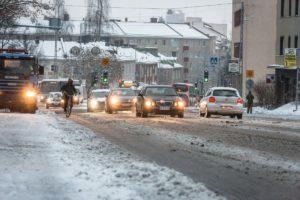 Nokian Tyres: Штормовое предупреждение. Как подготовиться к снегу зимой