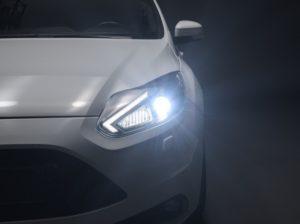 Osram: фары головного света для автомобилей Ford Focus