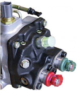 Пояснення принципу роботи системи подачі палива DENSO HP2