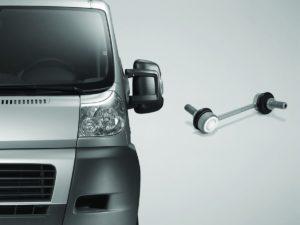 ZF Aftermarket пропонує деталі підвіски для більшості моделей легкого комерційного транспорту