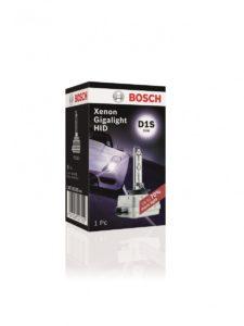 Нова топова серія ксенонових автомобільних ламп від Bosch