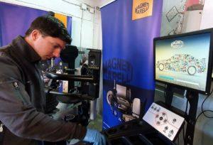 Випробування шиномонтажного обладнання Magneti Marelli