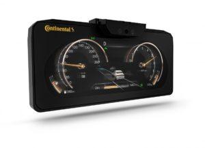 Новинка від Continental - автостереоскопічний 3D-дисплей