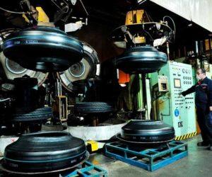 Китайская шинная индустрия возвращается к нормальному режиму работы