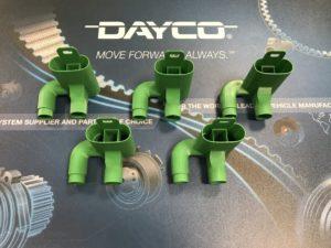 Внесок Dayco в боротьбу з коронавірусом