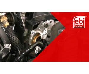 febi: Заміна штовхача клапану паливного насосу високого тиску на 2.0 двигунах FSI та TFSi