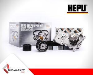 BusMarket Group: розширення асортименту бренду HEPU