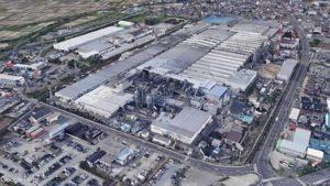 Шинные заводы в Японии вернулись к работе