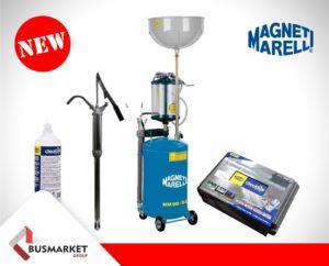 BusMarket Group: нове надходження товару бренду Magneti Marelli для СТО