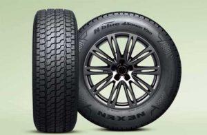 Nexen анонсировала выпуск новых шин
