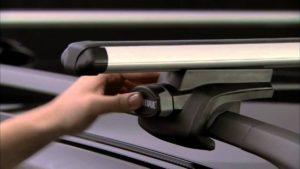 Как выбрать и установить багажник на рейлинги автомобиля