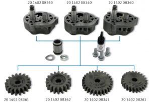 MS Motorservice: Новая система конфигурации масляных насосов
