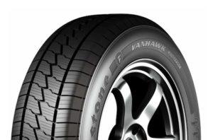 Firestone представляє нові всесезонні шини Vanhawk Multiseason