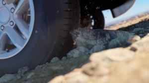 Nokian Tyres: Что делать с пробитым колесом в дальней дороге?