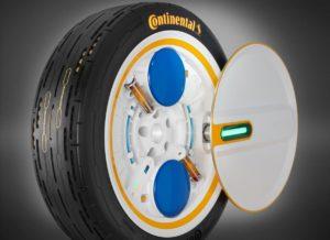 Continental розширює асортимент шин для електрокарів і гібридних автомобілів