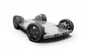 Модульна EV-платформа наступного покоління електромобілів