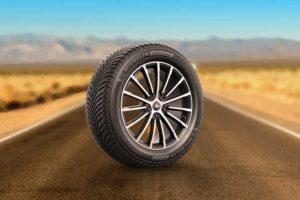 Michelin: новые всесезонные шины CrossClimate 2