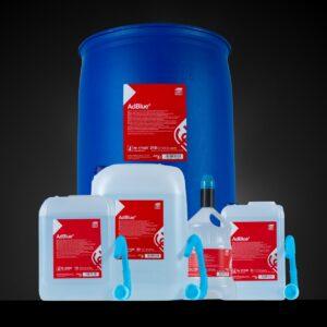 Підтримуємо стабільний потік з технічною рідиною febi AdBlue