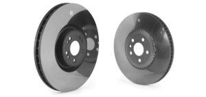 Нові екологічні гальмівні диски від Brembo