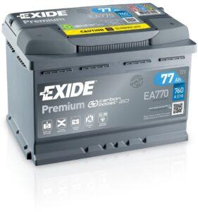 Акумулятори Exide для вимогливих клієнтів