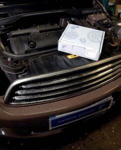 Blue Print: Заміна зчеплення в автомобілі MINI