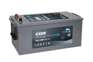 Логічний вибір акумуляторів для комерційних транспортних засобів