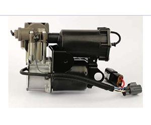 Hitachi - єдиний постачальник компресорів для оригінального обладнання пневмопідвісок Land Rover