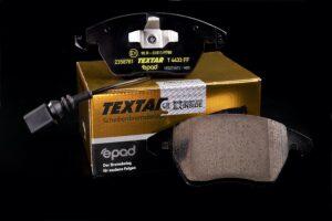Тормозные колодки Textar epad: операция «чистые диски»