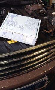 Заміна зчеплення в автомобілі MINI